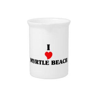 Amo Myrtle Beach Jarrones