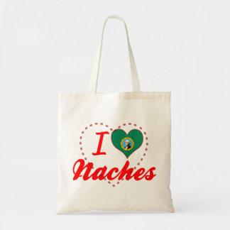 Amo Naches Washington Bolsas De Mano