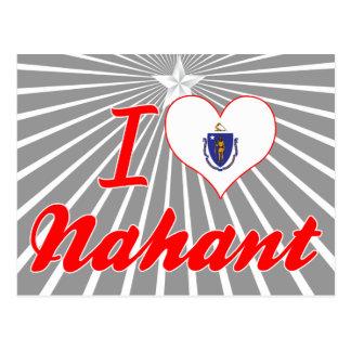 Amo Nahant, Massachusetts Postal