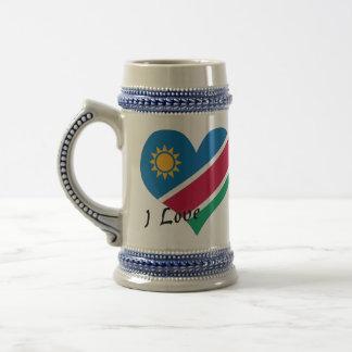 Amo Namibia Jarra De Cerveza