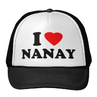 Amo Nanay Gorras De Camionero