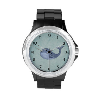 Amo Narwhals Reloj De Mano
