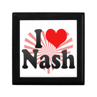 Amo Nash Caja De Joyas