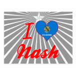 Amo Nash, Oklahoma Postales