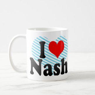Amo Nash Taza De Café