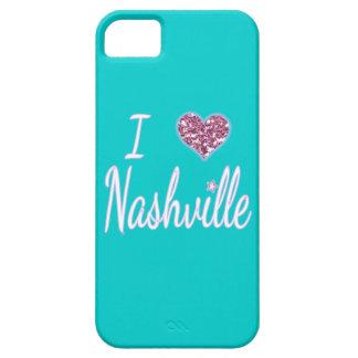 Amo Nashville iPhone 5 Fundas