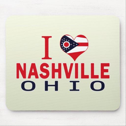 Amo Nashville, Ohio Mousepad