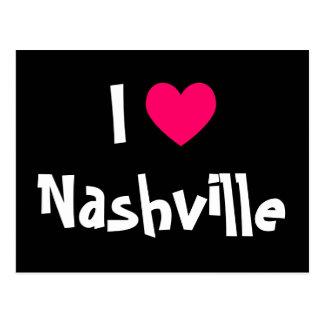 Amo Nashville Postales