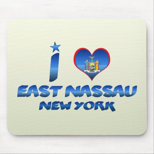Amo Nassau del este, Nueva York Tapete De Ratón