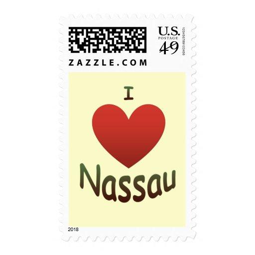 Amo Nassau Sello