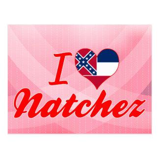 Amo Natchez, Mississippi Postal