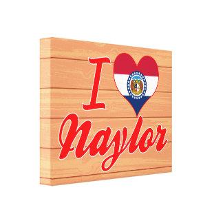 Amo Naylor, Missouri Impresiones En Lona