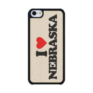 AMO NEBRASKA FUNDA DE iPhone 5C SLIM ARCE