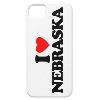AMO NEBRASKA iPhone 5 PROTECTORES