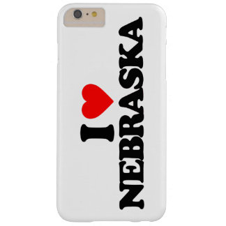 AMO NEBRASKA FUNDA DE iPhone 6 PLUS BARELY THERE