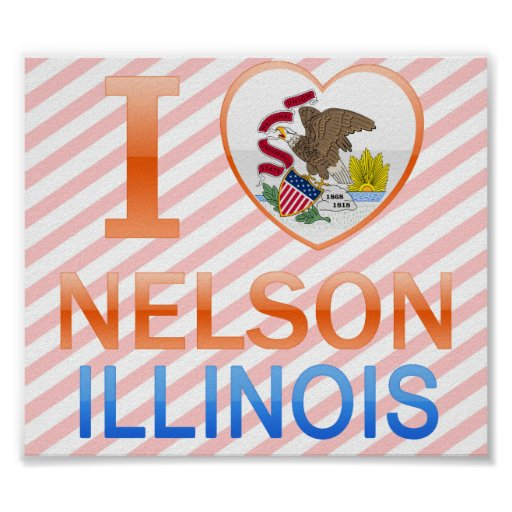 Amo Nelson, IL Poster