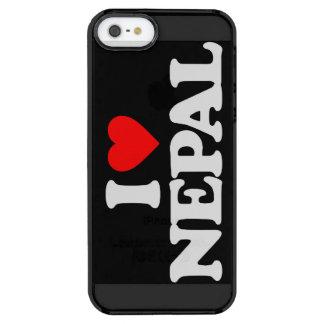 AMO NEPAL FUNDA CLEARLY™ DEFLECTOR PARA iPhone 5 DE UNCOMMON