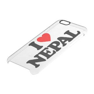 AMO NEPAL FUNDA CLEARLY™ DEFLECTOR PARA iPhone 6 DE UNCOMMON