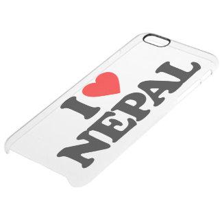 AMO NEPAL FUNDA CLEARLY™ DEFLECTOR PARA iPhone 6 PLUS DE UNC