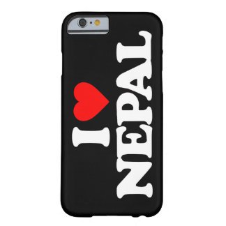 AMO NEPAL FUNDA DE iPhone 6 BARELY THERE