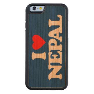 AMO NEPAL FUNDA DE iPhone 6 BUMPER CEREZO