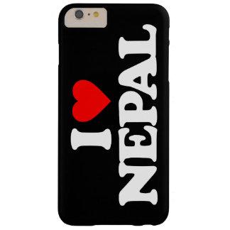 AMO NEPAL FUNDA PARA iPhone 6 PLUS BARELY THERE