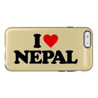 AMO NEPAL FUNDA PARA iPhone 6 PLUS INCIPIO FEATHER SHINE