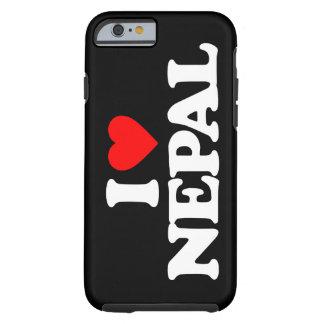 AMO NEPAL FUNDA PARA iPhone 6 TOUGH