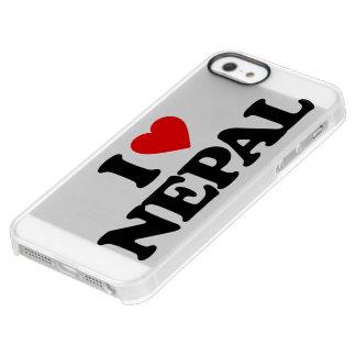 AMO NEPAL FUNDA PERMAFROST™ DEFLECTOR PARA iPhone 5 DE UNCOM