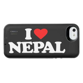 AMO NEPAL FUNDA POWER GALLERY™ PARA iPhone 5 DE UNCOMMON