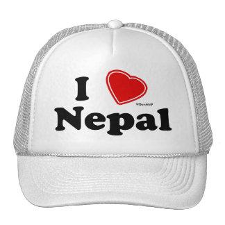 Amo Nepal Gorras