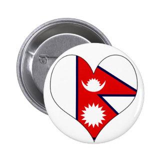 Amo Nepal Pins