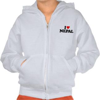 AMO NEPAL SUDADERA PULLOVER