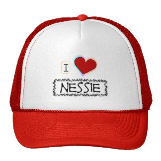 Amo Nessie Gorras De Camionero