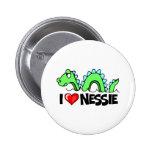 Amo Nessie Pin