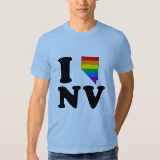 AMO NEVADA GAY POLERA