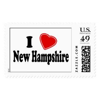 Amo New Hampshire Sellos