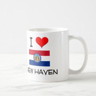 Amo New Haven Missouri Tazas