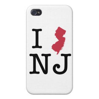 Amo New Jersey iPhone 4 Cobertura
