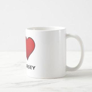 AMO NEW JERSEY TAZA DE CAFÉ
