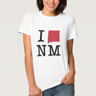 Amo New México Camisas