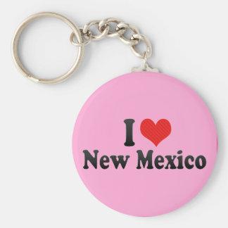 Amo New México Llaveros