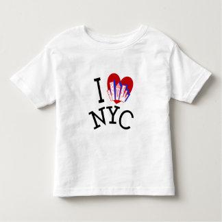 Amo New York City Camisas