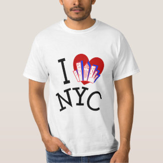 Amo New York City Remera