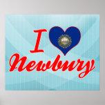 Amo Newbury, New Hampshire Impresiones