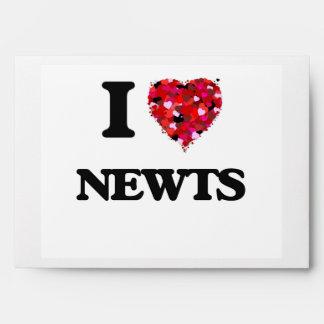 Amo Newts Sobre