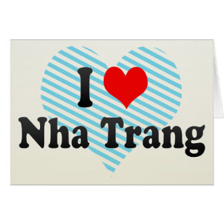 Amo Nha Trang, Vietnam Tarjeta