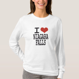 Amo Niagara Falls Playera