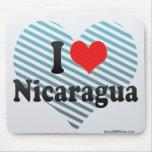Amo Nicaragua Tapetes De Raton