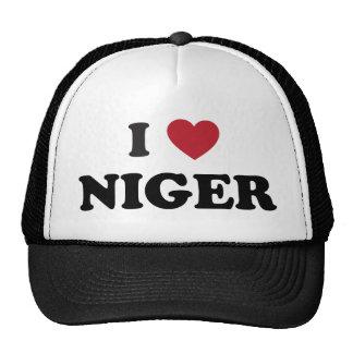 Amo Niger Gorros Bordados